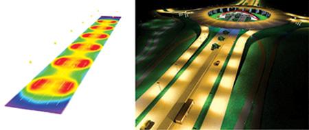 Street Road LED Tube Lights