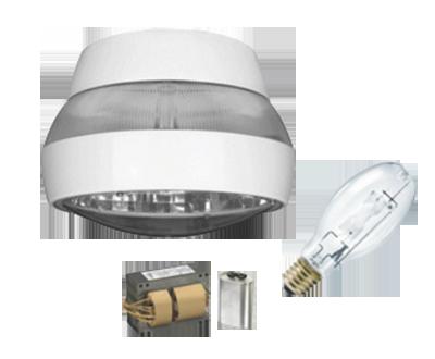 175W metal halide lamps